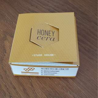 Etude House Honey Cera Body 3-items special kit