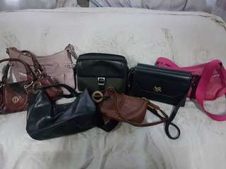 Ukay Bags! All authentic