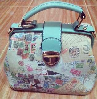 Handbag import tosca