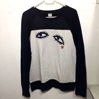 UNIQLO Lulu Guinness Sweater (Limited Edition)