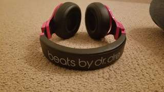 Lil Wayne Red Beats by Dr. Dre (PRO) with cord
