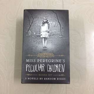 Miss Peregrine's Home for Peculiar Children Box Set
