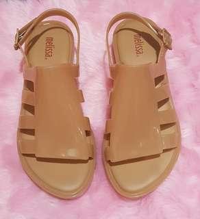 Melissa boemia flatform sandals