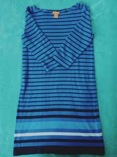 Joe Blue Dress