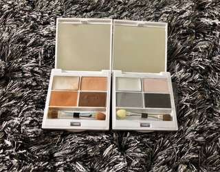 Celeteque Long-Wear Eyeshadow Palettes