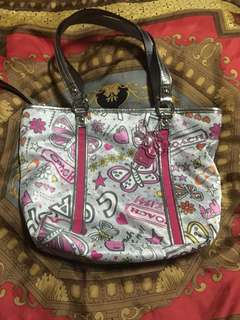 REPRICED AUTH NEW COACH BAG FROM US