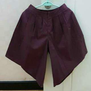 Purple escarpat pants