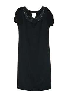 PRELOVED WOMEN BLACK DRESS
