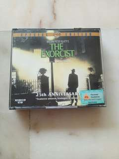 The exorcist 3 disc