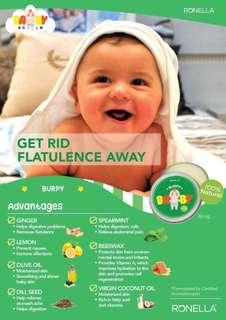 Ronella Baby Balm Burpy