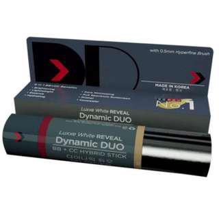 Dynamic Duo BB + CC Hybrid Stick with SPF 50 PA+++