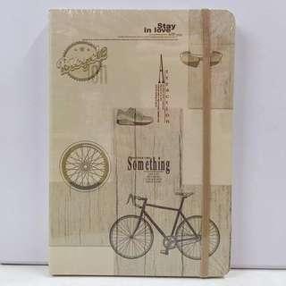 Notebook Brown
