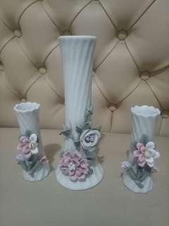Vas  kembang kramik