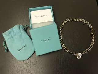 Tiffany Necklace 頸鏈 heart 心心