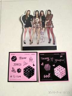 BLACKPINK PRE-ORDER BENEFIT LIMITED EDITION