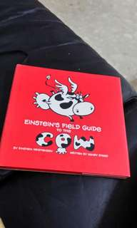 Einstein's field guide to the cow