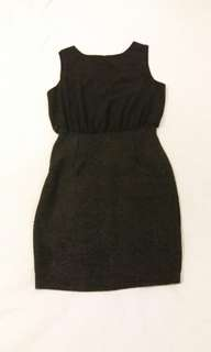 Used | Premium Quality Low Back Dinner Dress