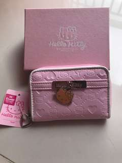 Hello Kitty coin purse (made in Japan)