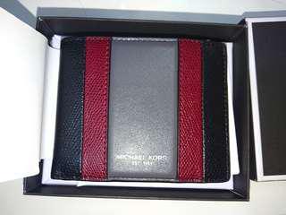 Authentic Michael Korrs Men's Wallet