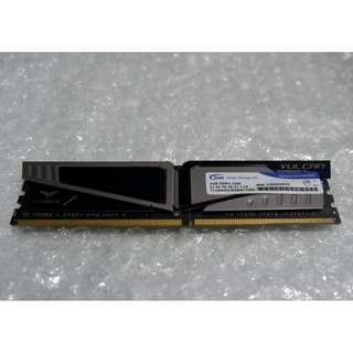 T-Force VULCAN 4GB DDR4 2400mhz Ram
