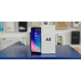 Samsung Galaxy A8 Bunga 0% Dp Mulai 15 % Free 1x Angsuran Bebas Admin