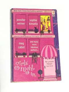 Girls' Night In by various authors