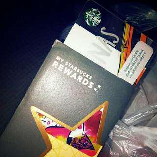 Starbucks Card worth of 5k load