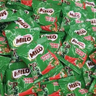 Milo cube 50pcs