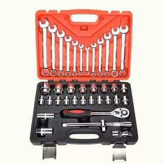 37pcs tools set