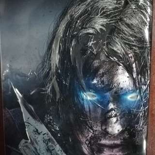 Shadow of Mordor Steelbook PS3 Game