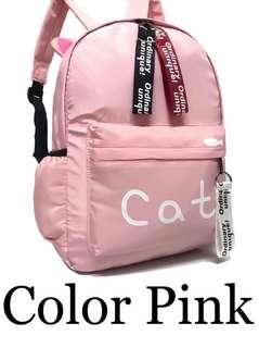 Korea fashion backpack