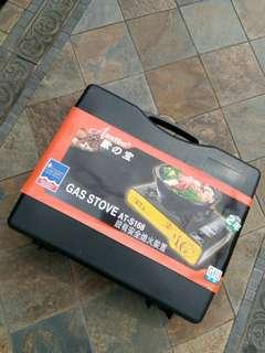 歐之宝AT-S168 portable gas cooker