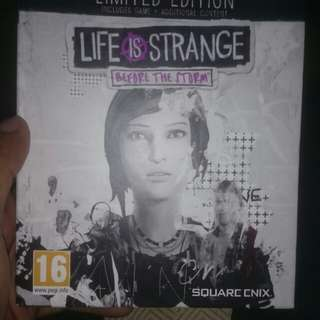 Life is strange limited edition full season