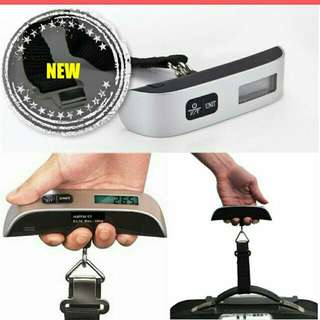 New Luggage Scale (Free Mailing)
