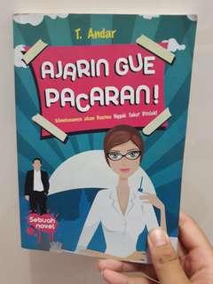NOVEL Ajarin Gue Pacaran!
