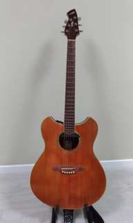 3 Ways Acoustic Electric Guitar Wechter Pathmaker 5370