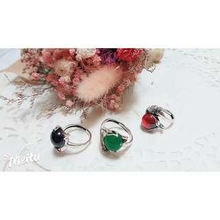 香港純銀飾品🇭🇰狐狸戒指