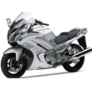 BRAND NEW YAMAHA FJR 1300ABS - 6 SP (WITH SIDE CASE)