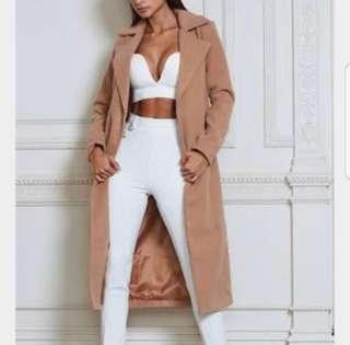 Meshki Trench Coat