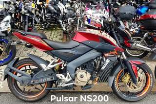 Pulsar For Rent