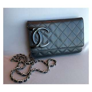 Authentic Chanel WOC Cambon