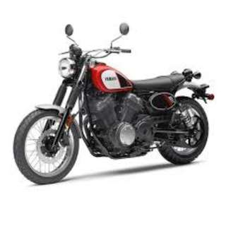 BRAND NEW YAMAHA SCR 950 ABS
