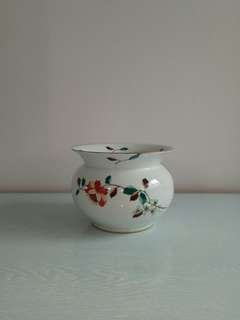 Olden Porcelain Height 16.5cm Diameter 18cm Perfect Condition