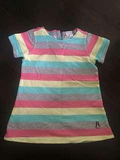 🌈 rainbow dress