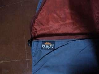 KAMARU sleeping bag..💞