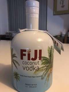Fiji Coconut Vodka