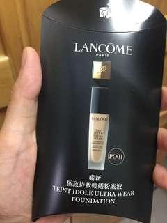 Lancôme foundation