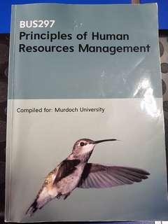 BUS297 Principles of Human Resource Management Murdoch Kaplan