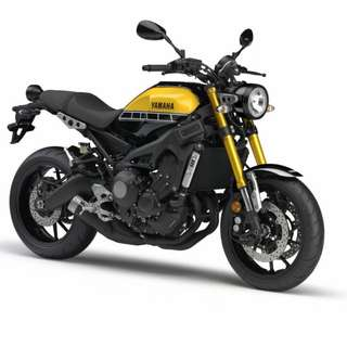 BRAND NEW YAMAHA XSR 900 ABS