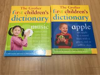 Grolier Children's Dictionary